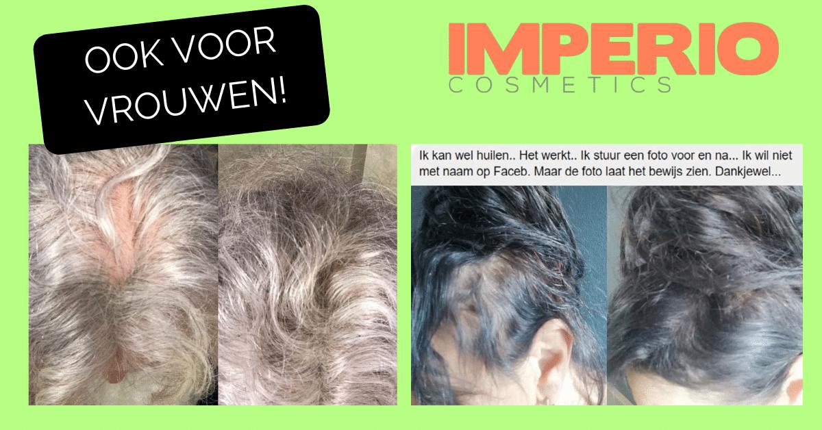 IMPERIO Haarvezels Voor Mannen En Vrouwen